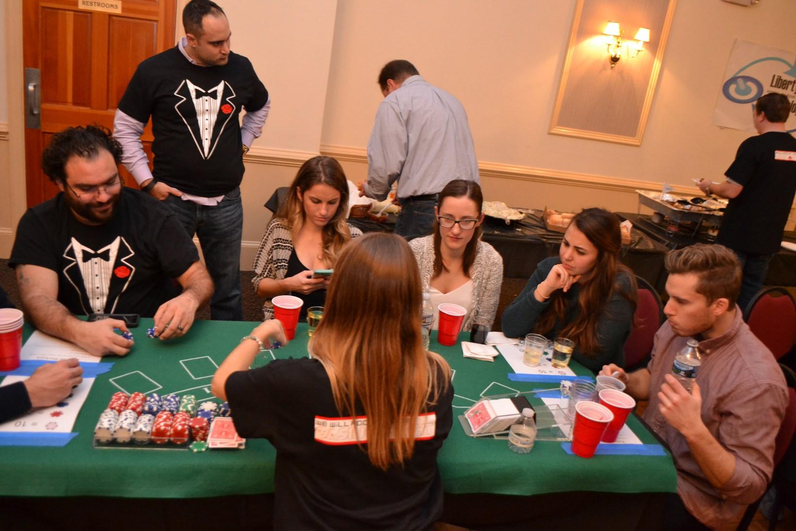 Will Will Rock CF Poker Tournament